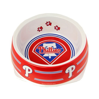 Philadelphia Phillies Dog Bowl - sk425-0002