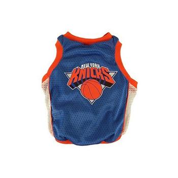 New York Knicks Alternate Style Dog Jersey