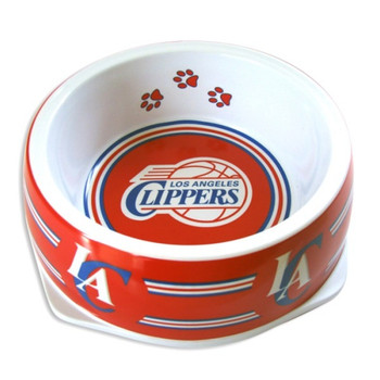 Los Angeles Clippers Dog Bowl