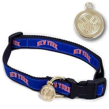 New York Knicks Dog Collar - SK9KNX270-0001