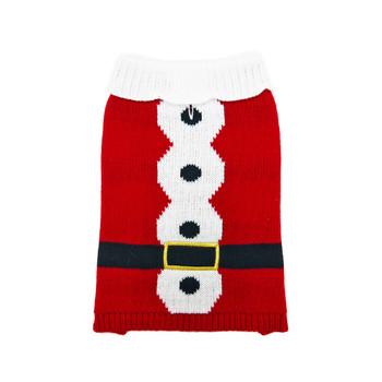 Santa Dog Sweater