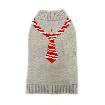 Necktie Dog Sweater