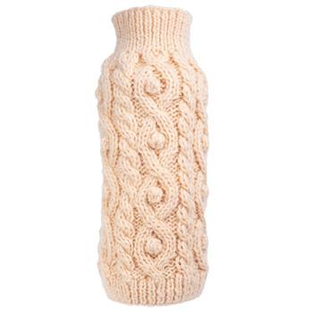 Fisherman Hand Knit Dog Sweater