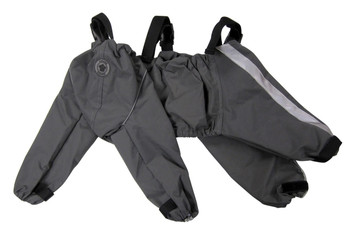 Bodyguard - Protective All-Weather Dog Pants - Gray