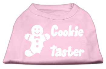 Cookie Taster Screen Print Shirts - Light Pink