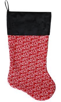 Santa Says Christmas Stocking