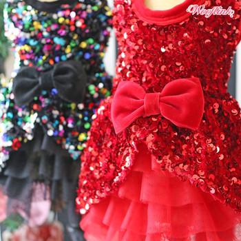Wooflink Party Time Dog Dress