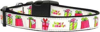 All Wrapped Up Nylon Dog & Cat Collar