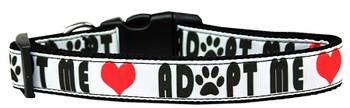 Adopt Me Nylon Dog & Cat Collar
