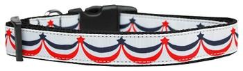 American Swag Nylon Dog & Cat Collar