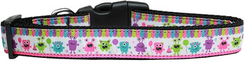 Party Monsters Nylon Dog & Cat Collar