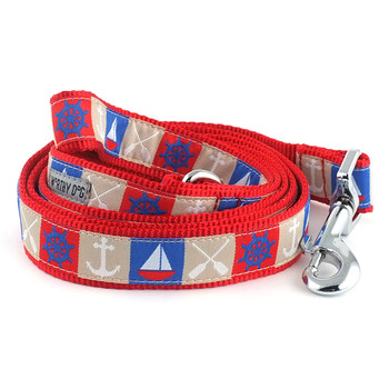 Ahoy Pet Dog Collar & Leash