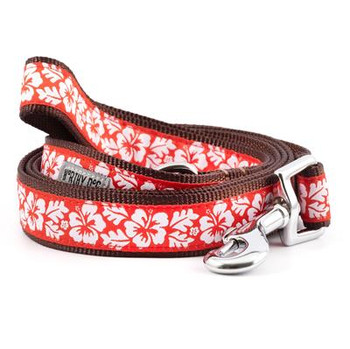 Aloha Pet Dog Collar & Leash
