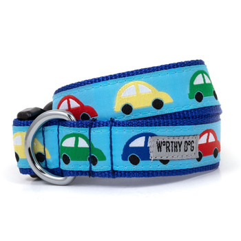 Beep Beep Pet Dog Collar & Leash
