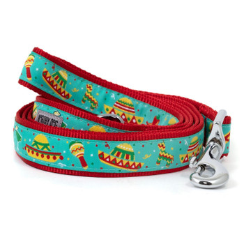 Cinco de Mayo Pet Dog Collar & Lead