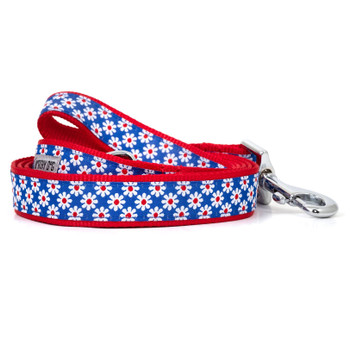 Daisies Pet Dog Collar & Lead