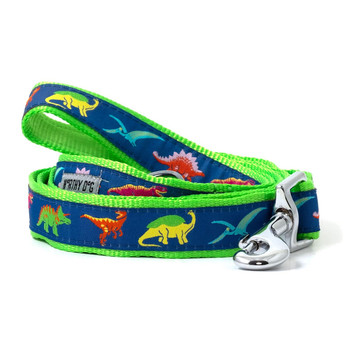 Dino Pet Dog Collar & Lead