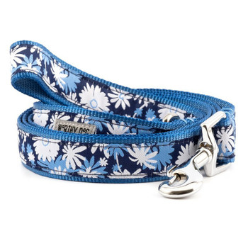 Flower Power Pet Dog Collar & Optional Lead