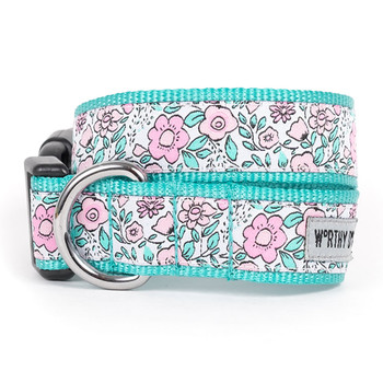 Garden Pet Dog Collar & Optional Lead