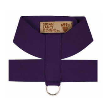 Amethyst Plain Dog Tinkie Harnesses by Susan Lanci Designs
