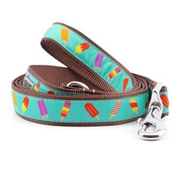 Popsicles Pet Dog Collar & Optional Lead