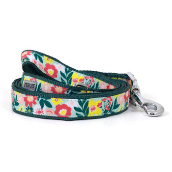 Spring Bouquet Pet Dog Collar & Lead