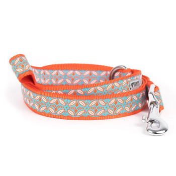Stamp Print Pet Dog Collar & Lead