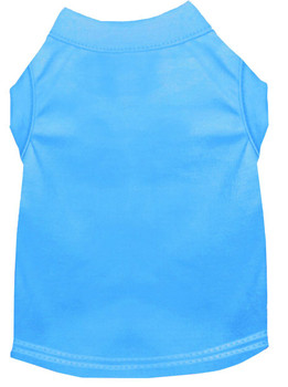 Plain Dog Tank - Bermuda Blue