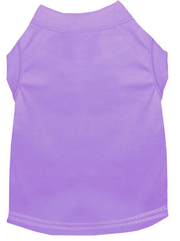Plain Dog Tank - Lavender