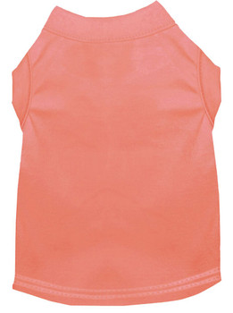 Plain Dog Tank - Peach
