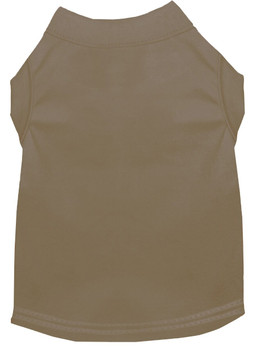 Plain Dog Tank - Tan