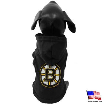 Boston Bruins Pet Hoodie