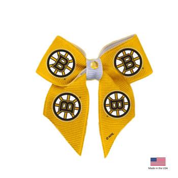 Boston Bruins Pet Hair Bow