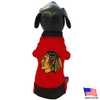 Chicago Blackhawks Premium Pet Jersey
