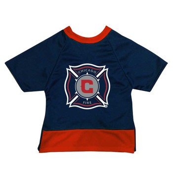 Chicago Fire Premium Pet Jersey
