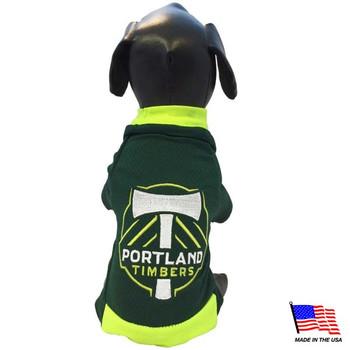 Portland Timbers Premium Pet Jersey