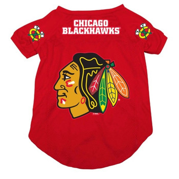 Chicago Blackhawks Dog Jersey #2