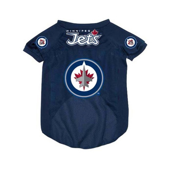 Winnipeg Jets Pet Jersey