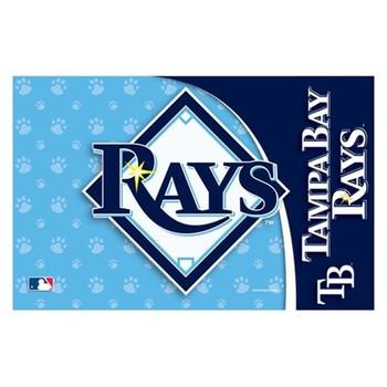 Tampa Bay Rays Pet Mat
