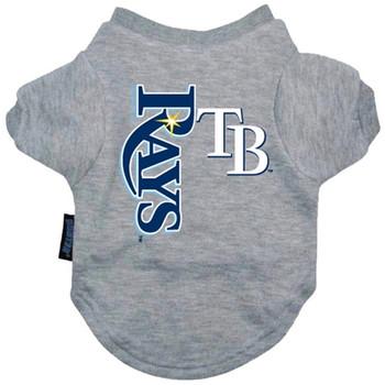 Tampa Bay Rays Dog Tee Shirt