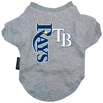 Tampa Bay Rays Dog Tee Shirt