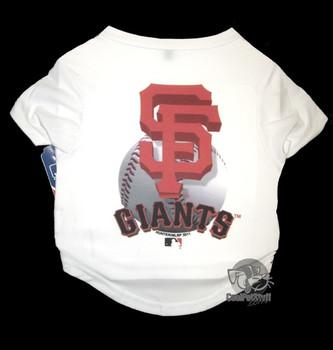San Francisco Giants Performance Tee Shirt