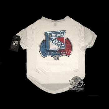 New York Rangers Performance Tee Shirt