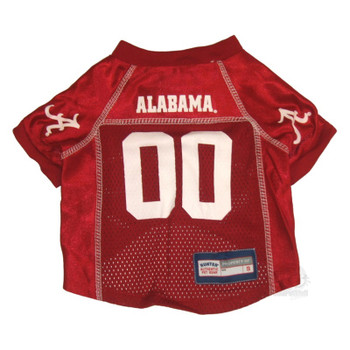 Alabama Crimson Tide Pet Mesh Jersey