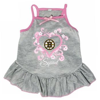 "Boston Bruins ""Too Cute Squad"" Pet Dress"