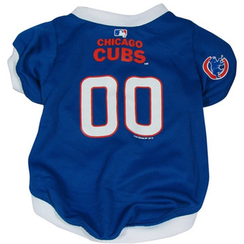 Chicago Cubs Dog Jersey - HCUB4254-0001