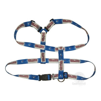 New York Rangers Pet Harness
