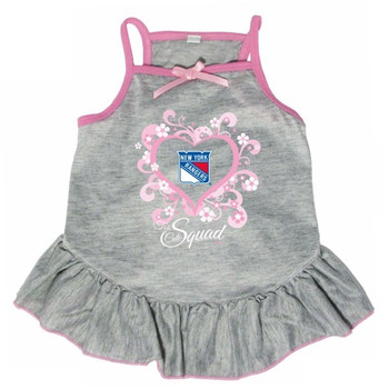 "New York Rangers ""Too Cute Squad"" Pet Dress"