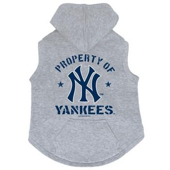 New York Yankees Pet Hoodie Sweatshirt