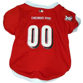 Cincinnati Reds Dog Jersey - HRED4254-0001
